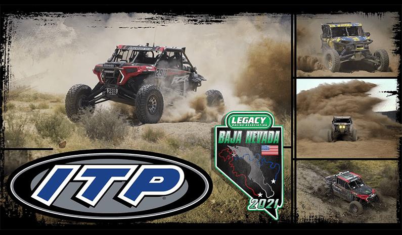 ITP Tires | Baja Nevada 2021