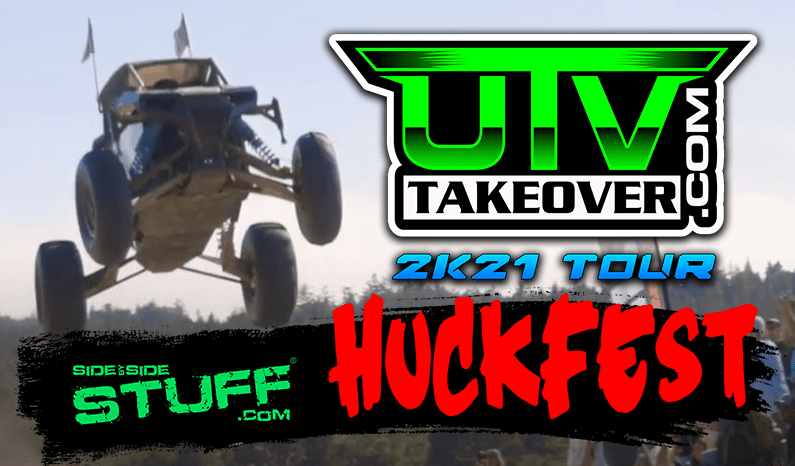 Huckfest Highlights | UTV Takeover Oregon 2021