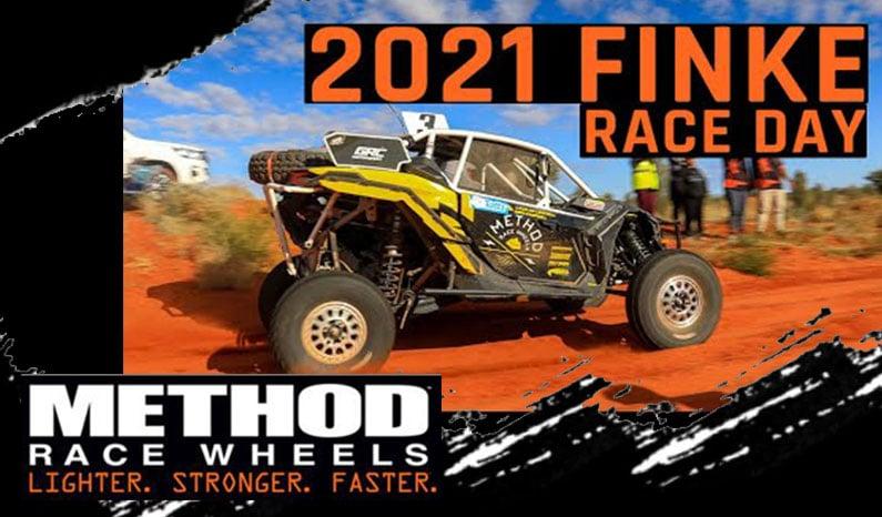Method Race Wheels | 2021 Finke Race Days