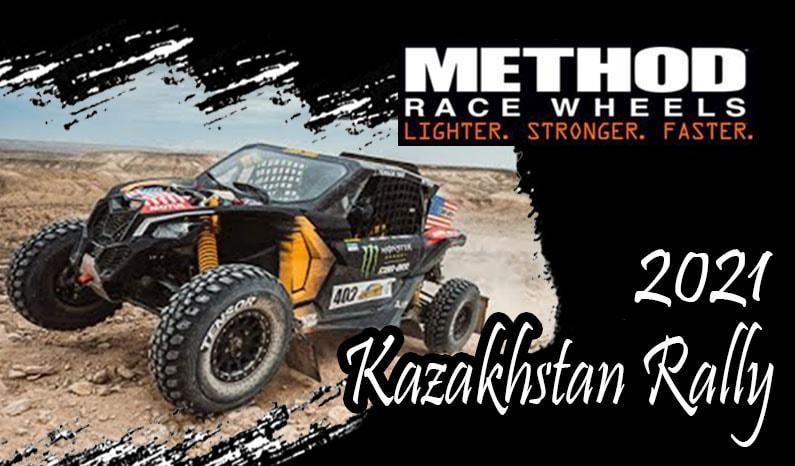 Method Race Wheels | 2021 Kazakhstan Rally