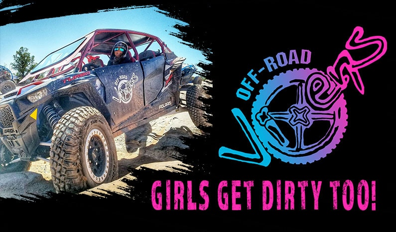 Off-Road Vixens Clothing Co. | Girls Get Dirty Too