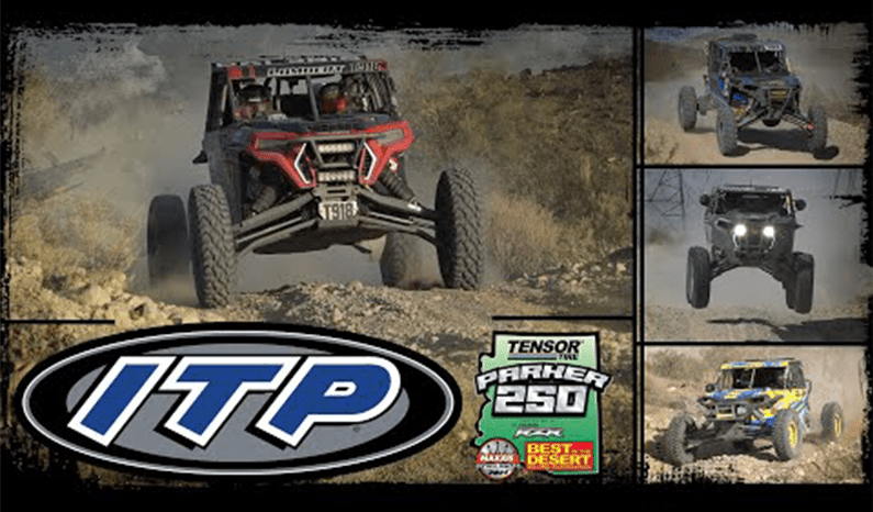 ITP Tires & Wheels | Highlights from the 2021 Parker 250