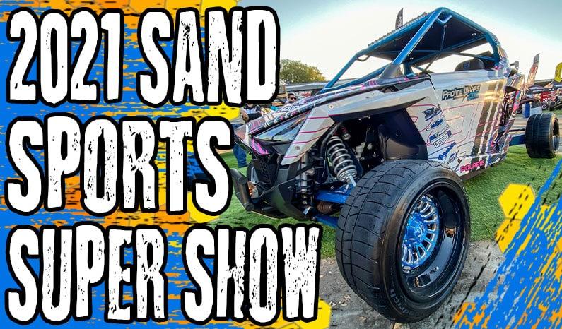 2021 Sand Sports Super Show | Recap Video