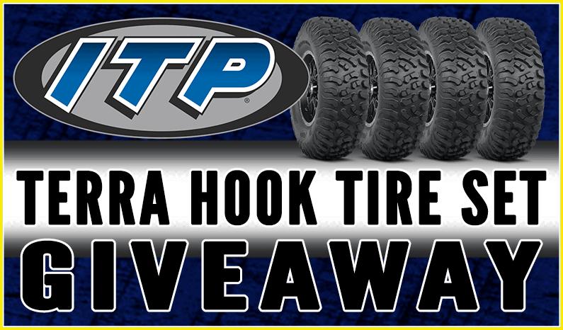 ITP Terra Hook Tire Set Giveaway