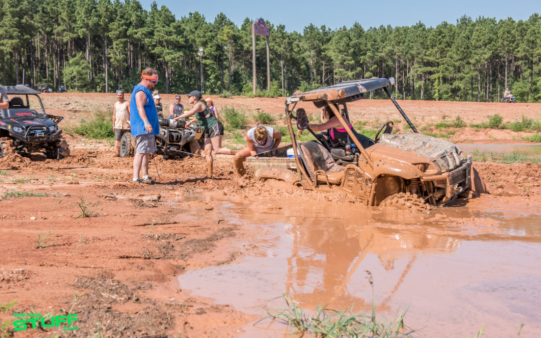 UTV Winches to Get You Out of a Tough Spot